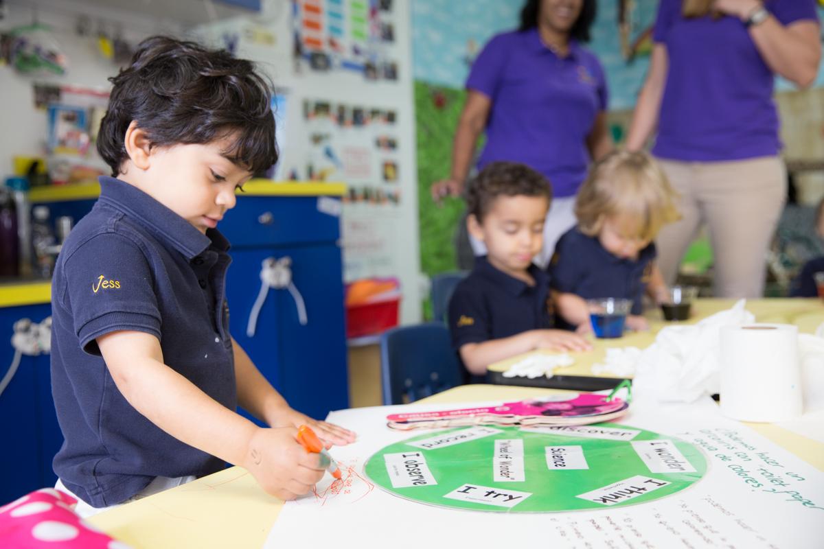 VPK in Weston Florida, free program for kindergarteners